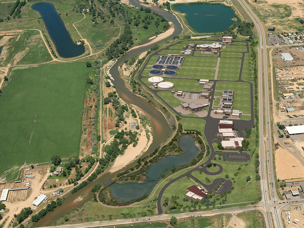 Metro Wastewater Reclamation District Northern Treatment Plant Facilities Project