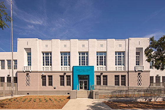Los Angeles Unified School District - Jordan High School Redevelopment Project