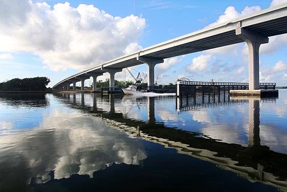Sisters Creek Bridge Replacement Design-Build