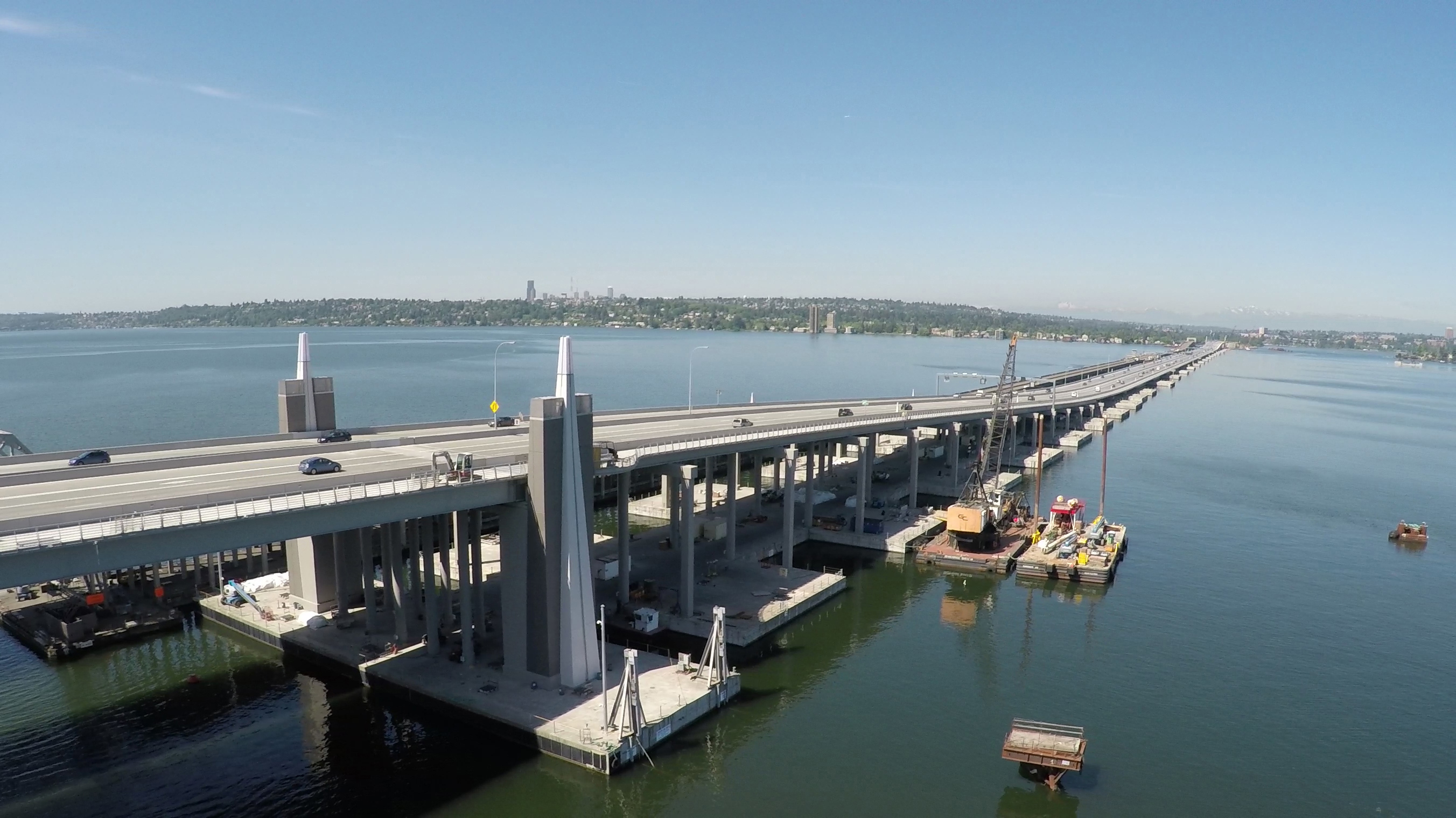 SR-520 Evergreen Point Floating Bridge and Landings Design-Build Project