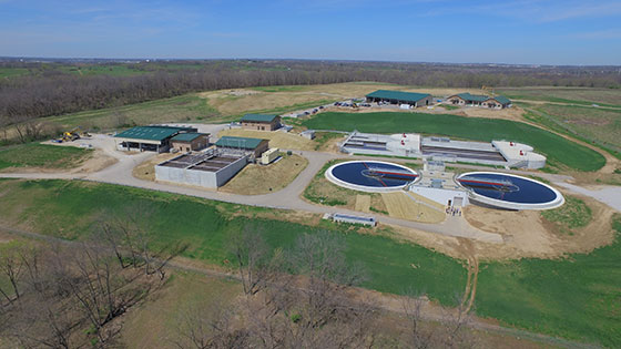 Liberty Utilities and Wastewater Treatment Facilities