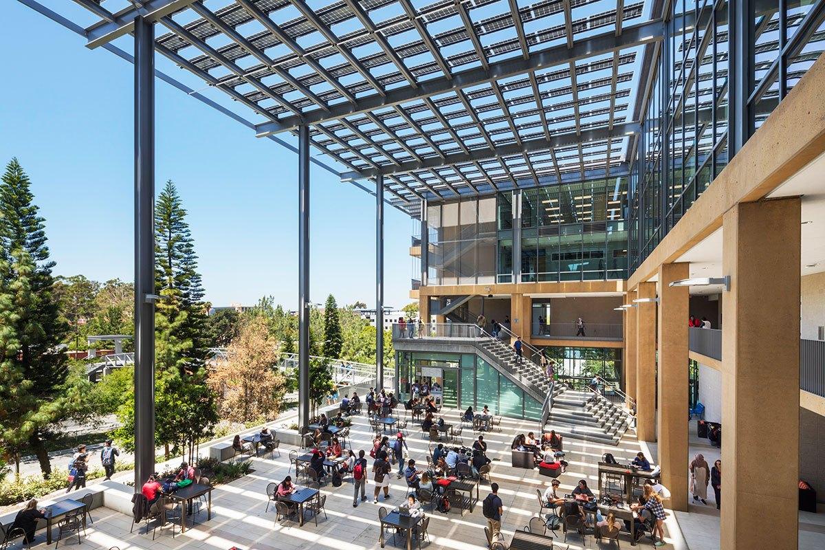University Extension Classroom Building, University of California Irvine
