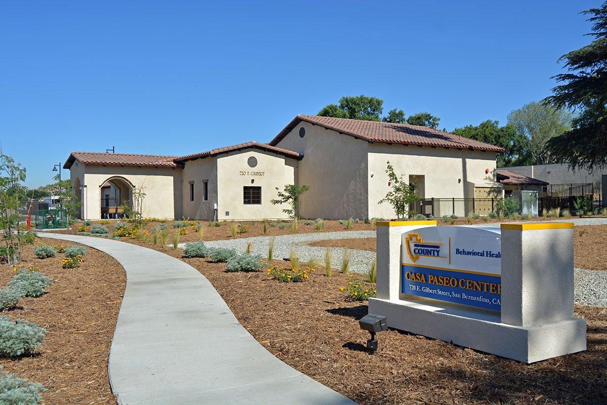 DBH Crisis Residential Treatment Facility