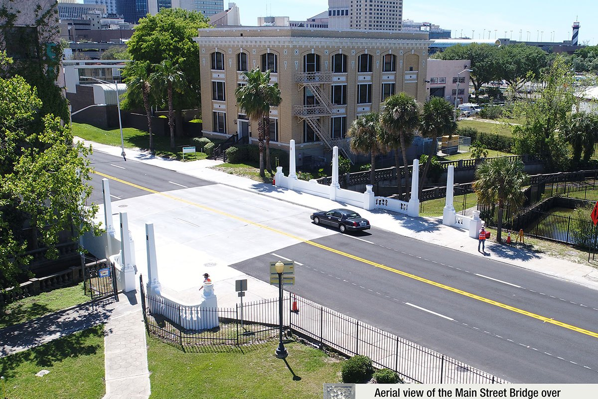 Main Street Bridge (Duval County) Historical Renovation Project (SR 5) Emergency Design-Build