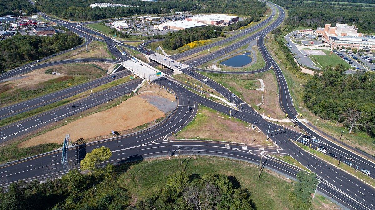 I-66/Route 15 Interchange Reconstruction Design-Build Project