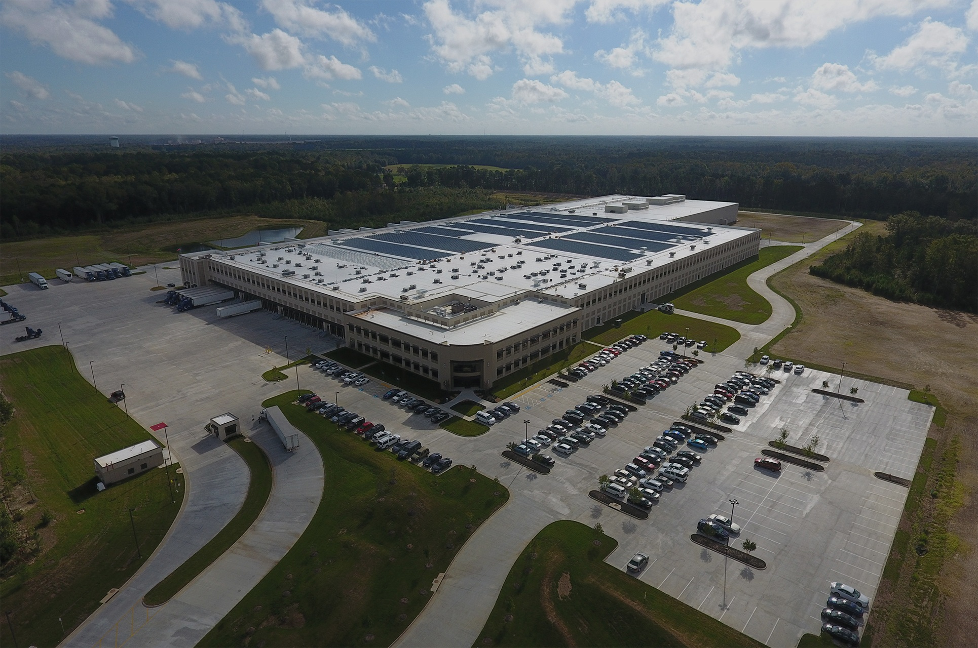 ALDI Inc. East Coast Regional Headquarters and Distribution Center