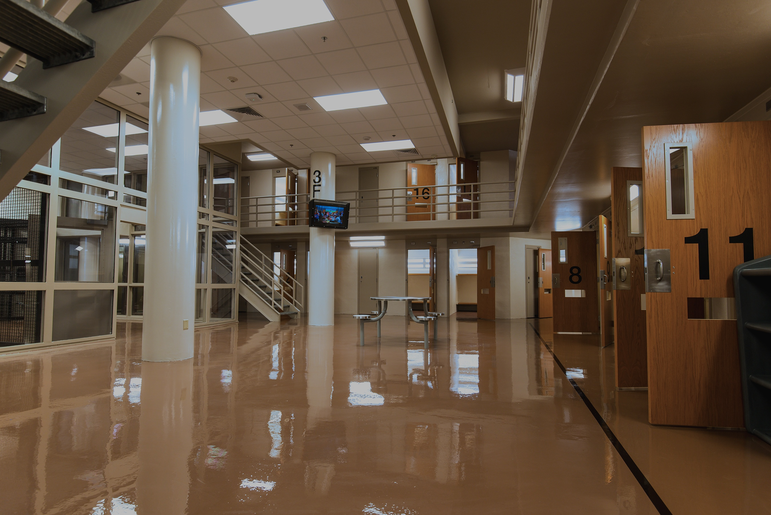 Clark County Detention Center Renovations Phase 2