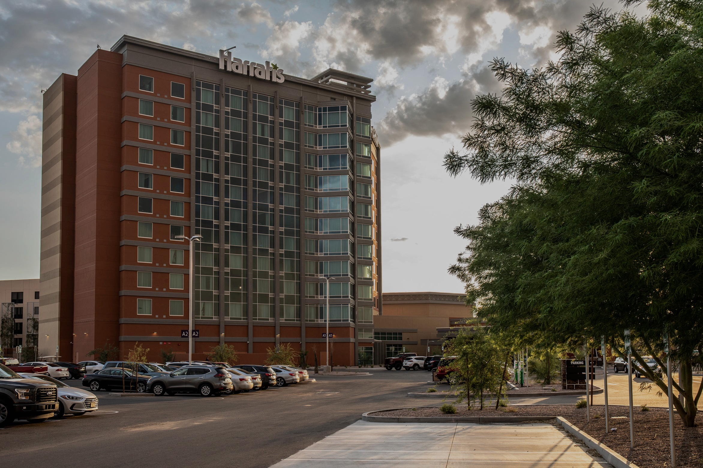 Harrah's Ak-Chin Hotel and Casino Expansion