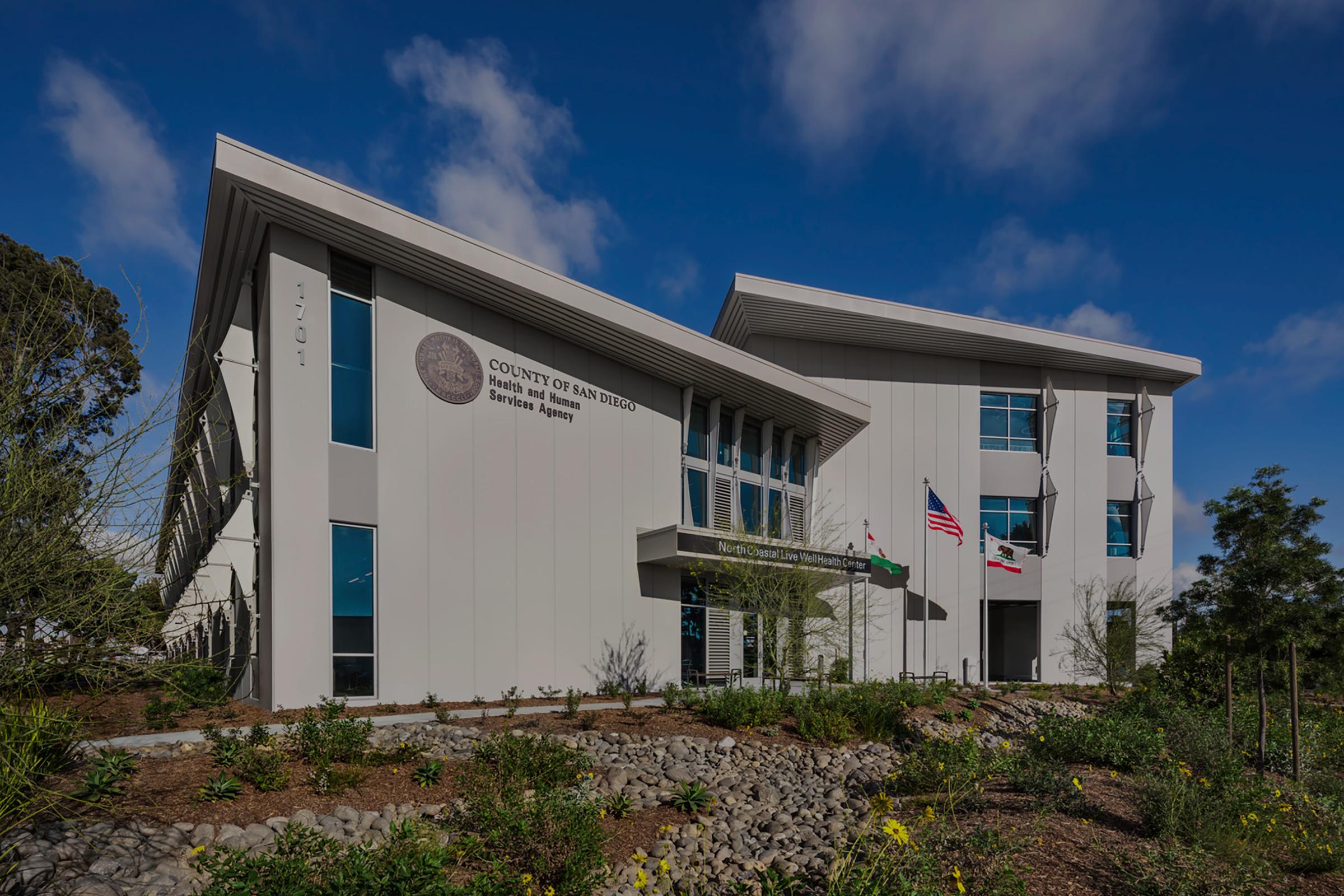North Coastal Live Well Health Center