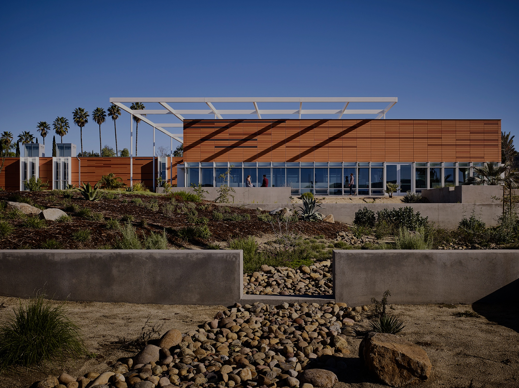 Palomar College Maintenance and Operations Complex