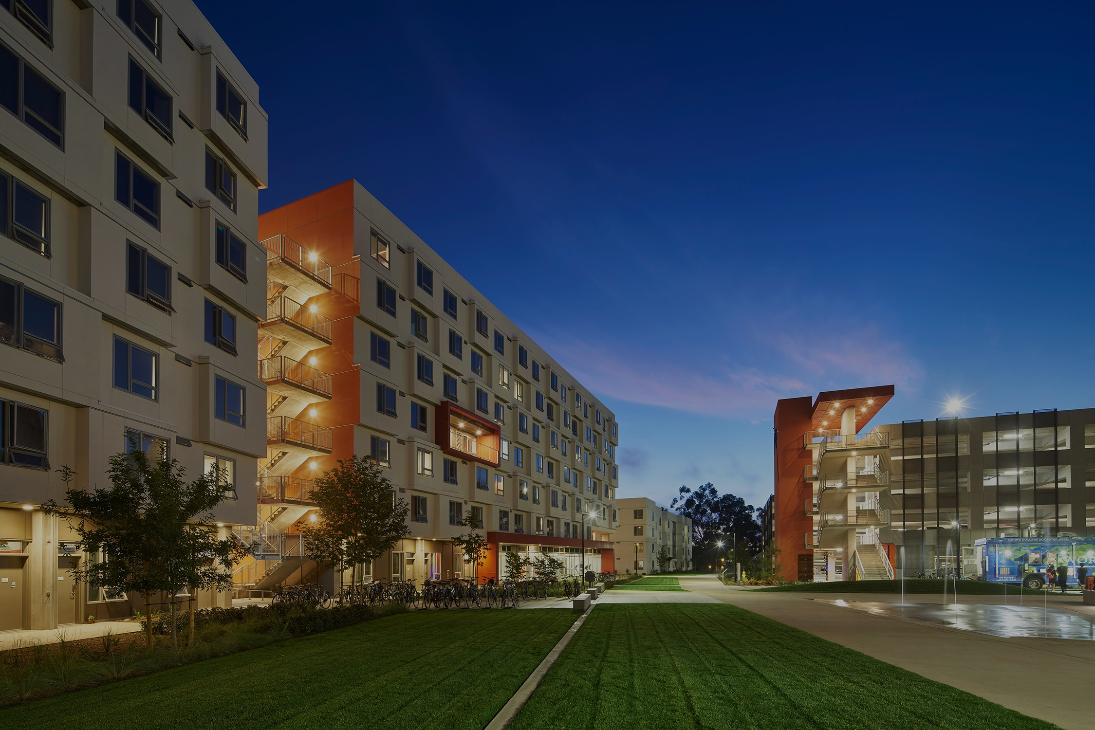 UC San Diego Mesa Nueva Graduate and Professional Student Housing
