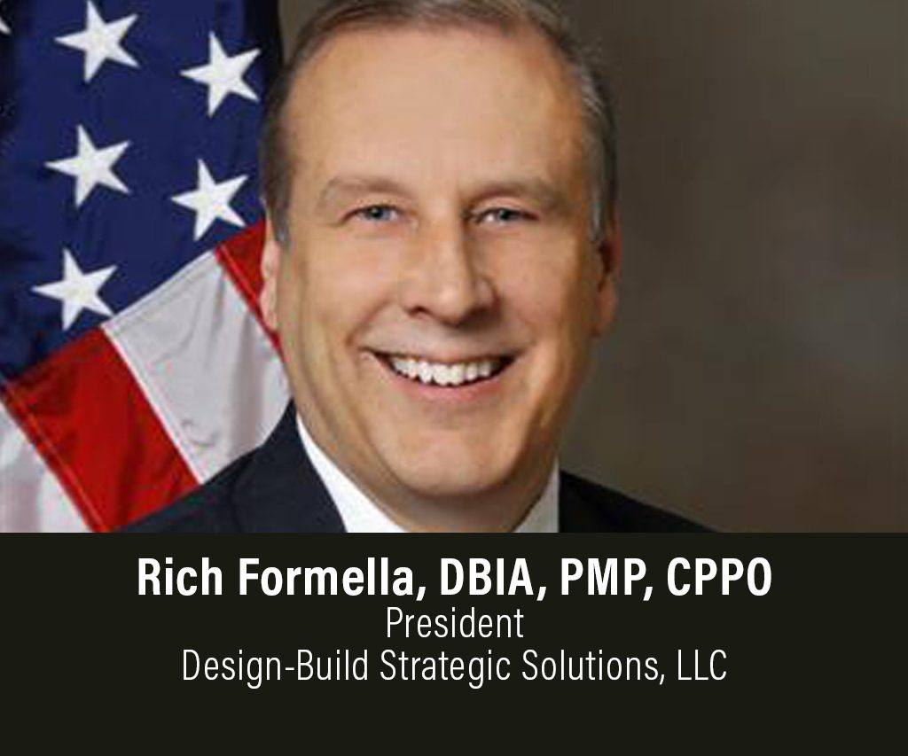 Design-Build Delivers Podcast - January 2020 - Rich Formella
