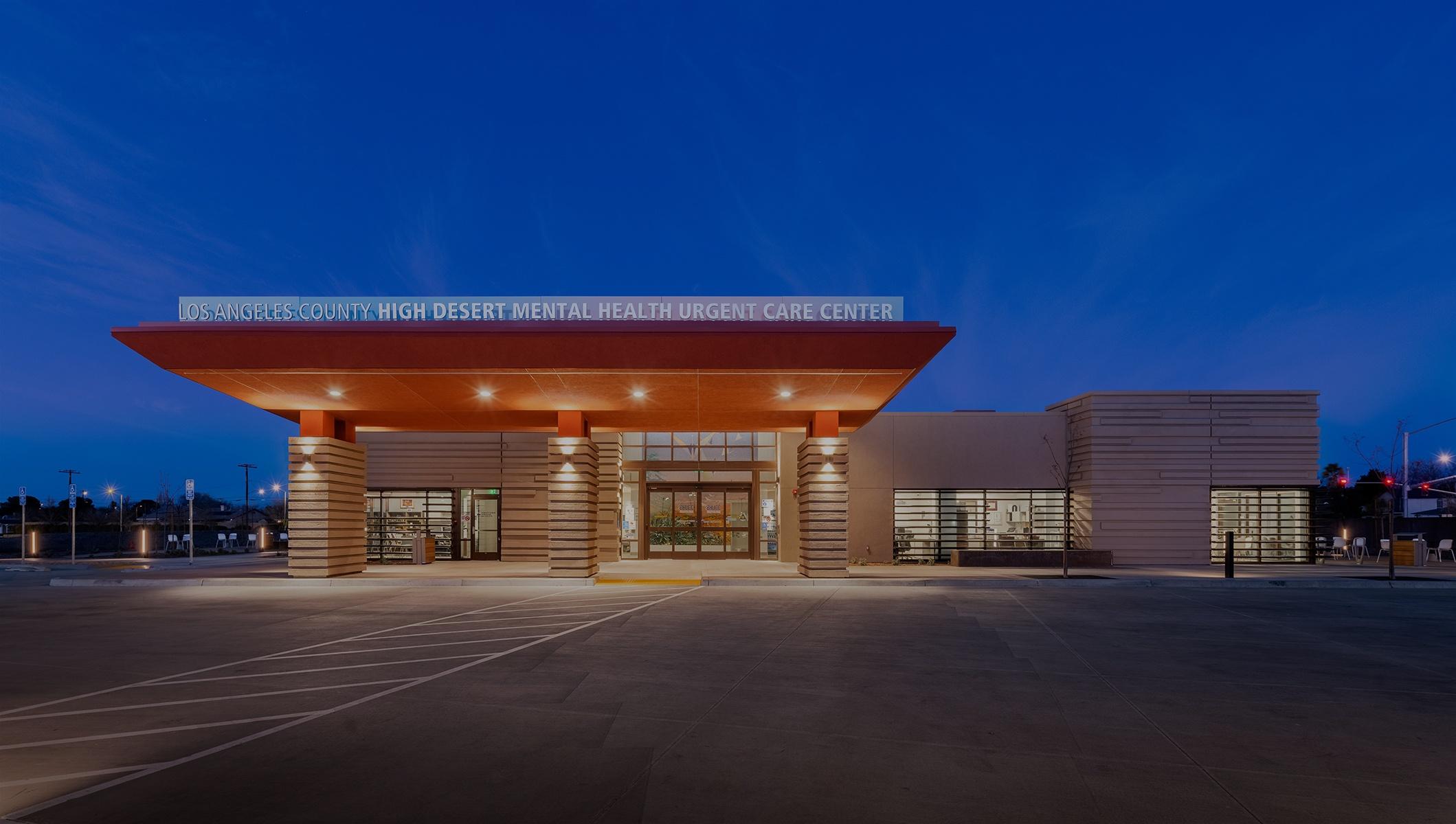 High Desert Mental Health Urgent Care Center
