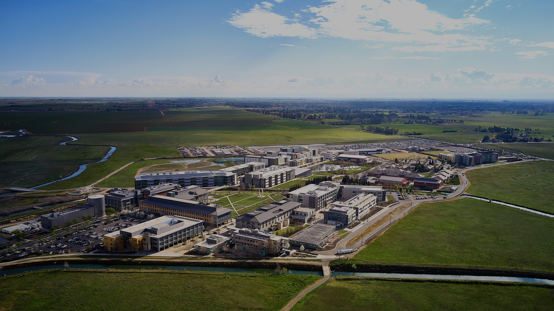 UC Merced 2020 Expansion